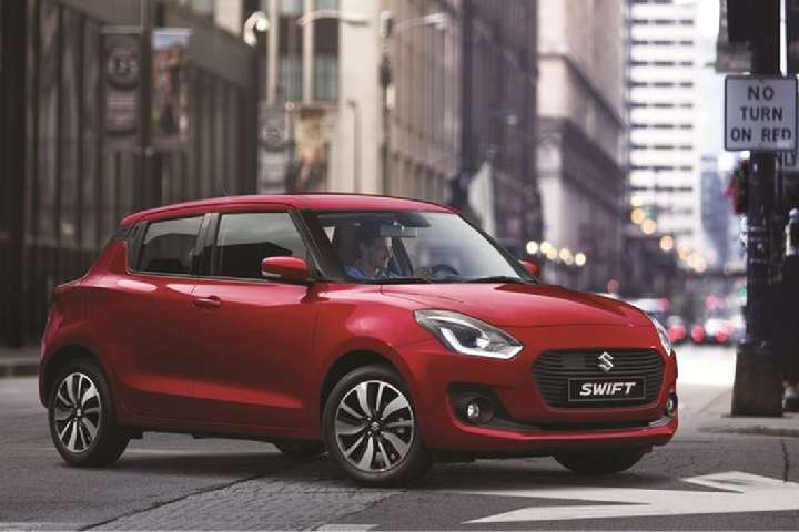 Fattori & Montani - News - Suzuki Roma - La New Swift Hybrid